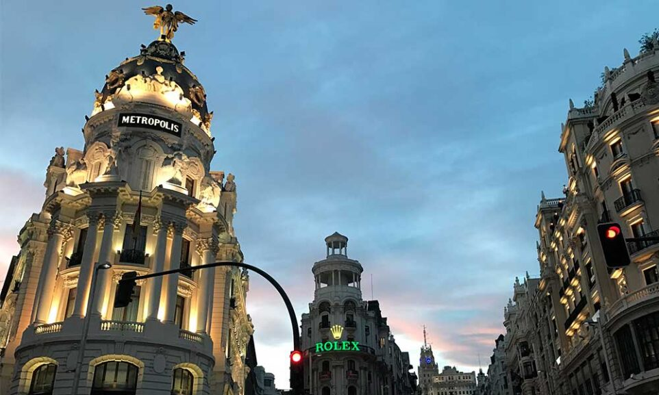 Alquiler autocaravana Madrid Sur