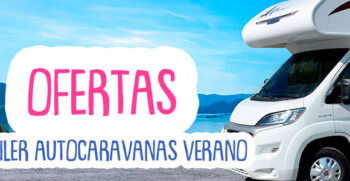 Oferta Alquiler Autocaravana Verano