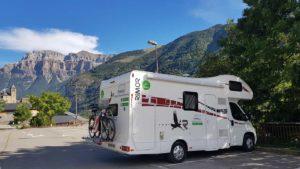 Alquiler Autocaravana Toledo Caravana Go